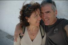 Fabienne et Michel propriétaires des gites de la Bastide dans le Gard