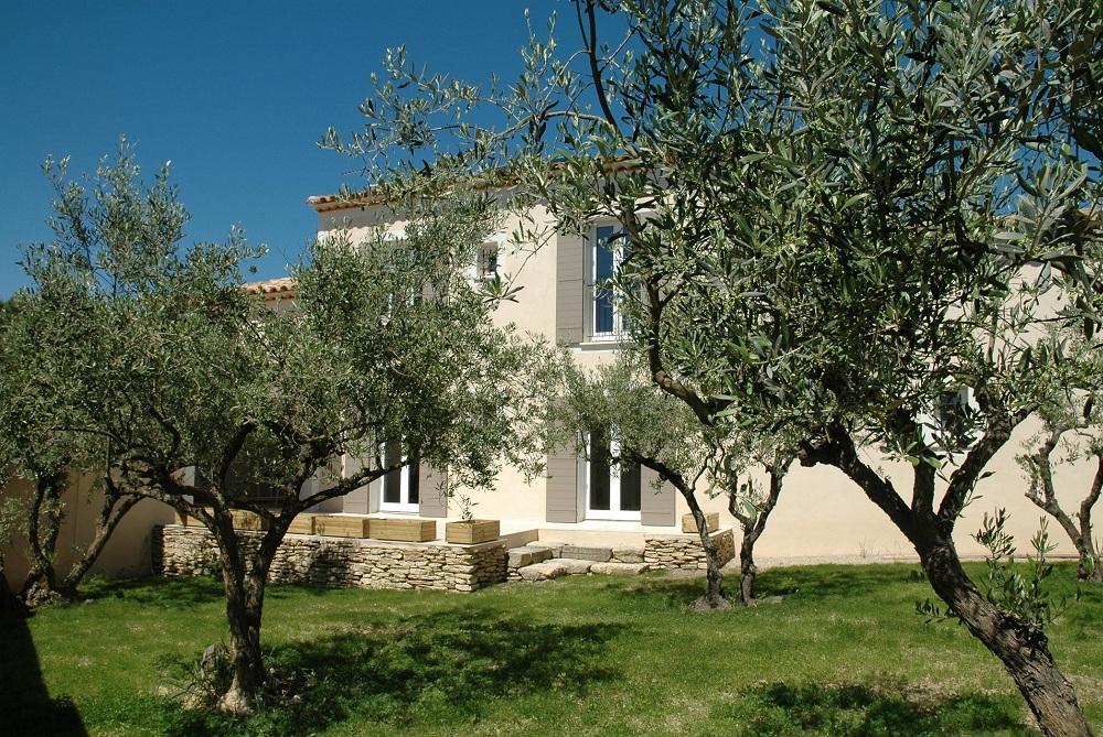 Gite Bastide dans le Gard
