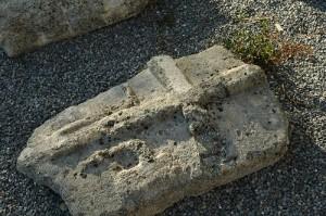 souvignargues eglise st andre croix
