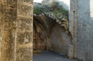 souvignargues eglise st andre interieur