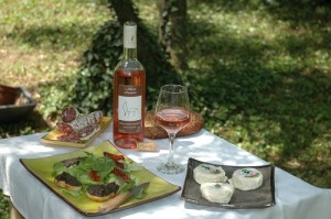 vin rose mazet antonin degustation